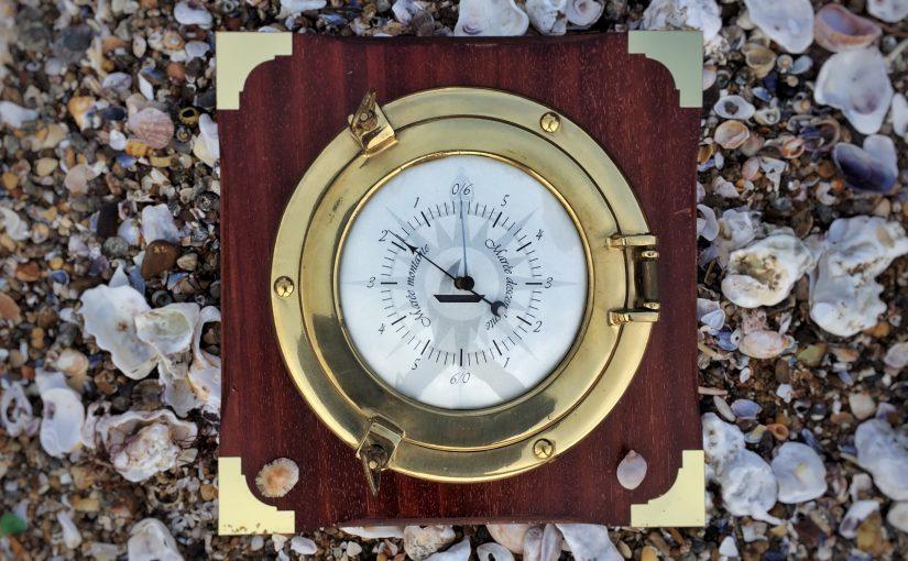 Ocean Clock – l'horloge à marées connectée